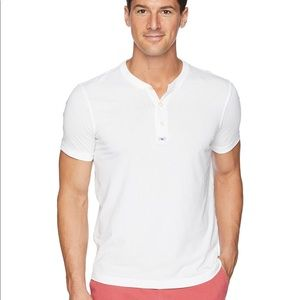 Polo Ralph Lauren cotton Henley short sleeve tee